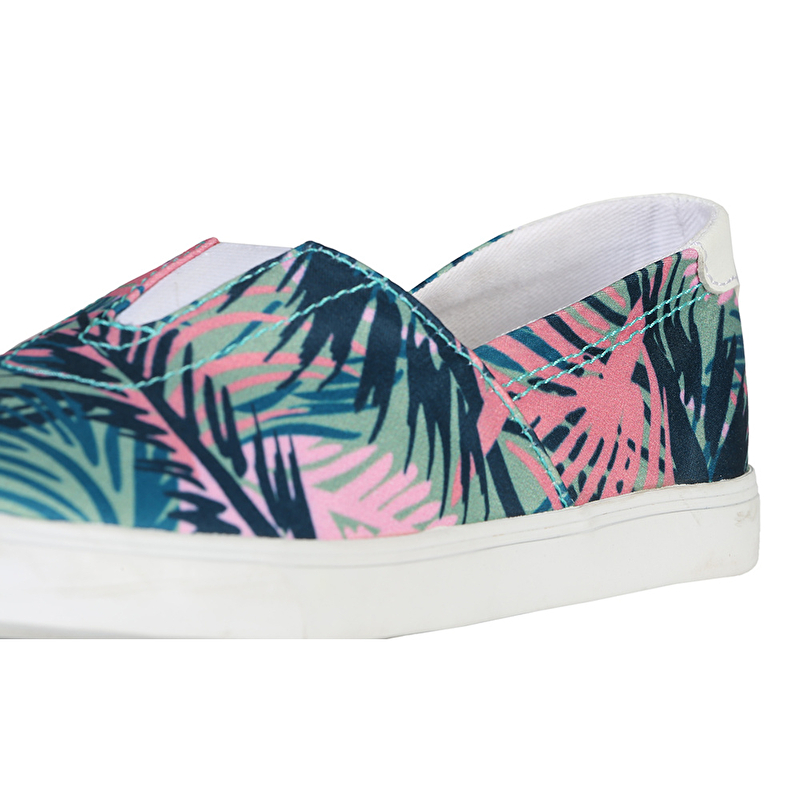 SLIP-ON BALLERINA JUNGLE